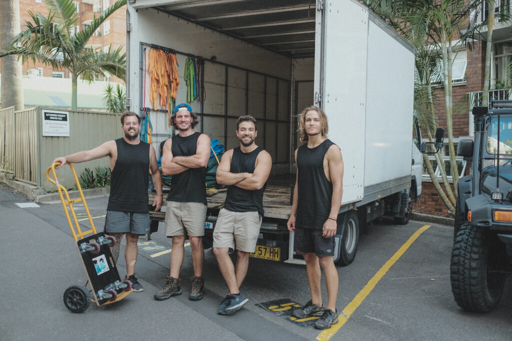 A strong and honest removalist team. This removals are the best there is in the Eastern suburbs.